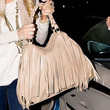 Gretchen Rossi Leather Shoulder Bag