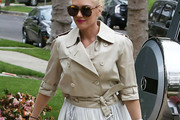 Gwen Stefani Cropped Jacket