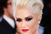 Gwen Stefani French Twist