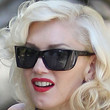 Gwen Stefani Oversized Sunglasses