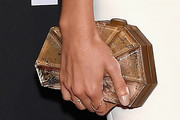 Karolina Kurkova Hard Case Clutch