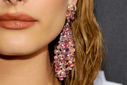 Hailey Baldwin Chandelier Earrings
