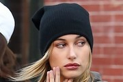 Hailey Baldwin Winter Hats