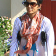 Halle Berry Accessories - Patterned Scarf
