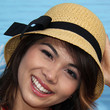 Hayley Kiyoko Hats - Straw Hat