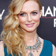 Heather Graham Hair - Long Side Part