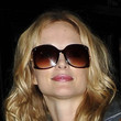 Heather Graham Oversized Sunglasses