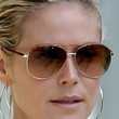 Heidi Klum Sunglasses - Aviator Sunglasses