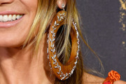 Heidi Klum Hoop Earrings