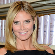 Heidi Klum Hair - Long Straight Cut