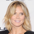 Heidi Klum Hair - Medium Wavy Cut