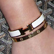 Hilary Duff Bangle Bracelet
