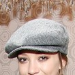 Hilary Duff Newsboy Cap