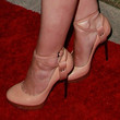 Hilary Duff Platform Pumps