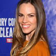 Hilary Swank Hair - Long Straight Cut