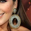 Hillary Scott Jewelry - Diamond Hoops