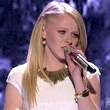 Hollie Cavanagh Hair - Half Up Half Down