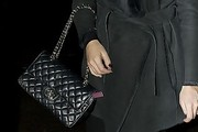 Holly Willoughby Quilted Leather Bag