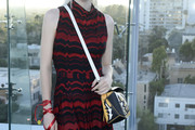 Hunter Schafer Shoulder Bags