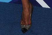 Halle Berry Studded Heels