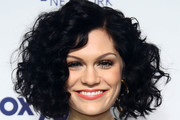 Jessie J Curled Out Bob