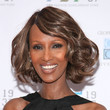 Iman Hair - Finger Wave