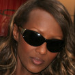 Iman Oval Sunglasses
