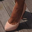 India de Beaufort Pumps