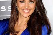 Irina Shayk Layered Cut