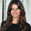 Isabeli Fontana Hair - Long Wavy Cut