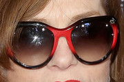 Isabelle Huppert Novelty Sunglasses