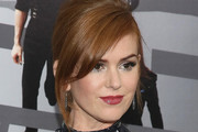Isla Fisher Long Hairstyles