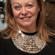Jacki Weaver Bronze Statement Necklace