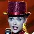Jaime King Hats - Top Hat