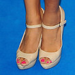 Jameela Jamil Shoes - Peep Toe Pumps