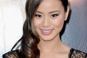 Jamie Chung Long Side Part