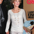 Jane Fonda Clothes - Scoopneck Sweater
