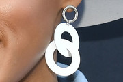 Janelle Monae Hoop Earrings