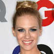 January Jones Hair - Classic Bun