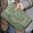January Jones Envelope Clutch