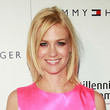 January Jones Hair - Medium Layered Cut