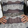 January Jones Accessories - Metallic Belt