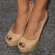 Jenna Dewan-Tatum Shoes - Peep Toe Pumps