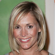 Jenni Falconer Hair - Side Parted Straight Cut