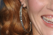 Jennifer Ferrin Sterling Hoops