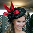 Jennifer Hawkins Hats - Decorative Hat