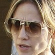 Jennifer Lopez Sunglasses - Aviator Sunglasses