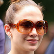 Jennifer Lopez Sunglasses - Butterfly Sunglasses