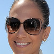 Jennifer Lopez Sunglasses - Floating Lens Sunglasses