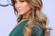 Jennifer Lopez Ombre Hair